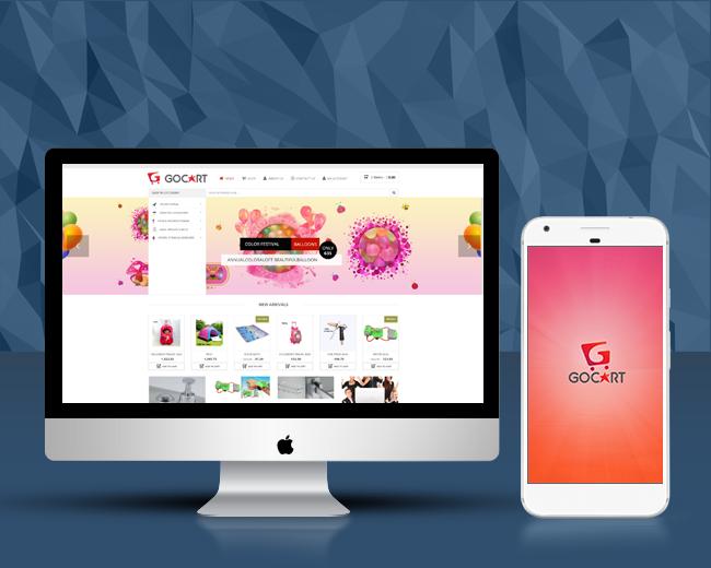 GoCart – E-Commerce