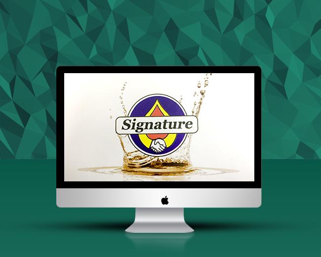 Signature Oil (Aryan Enterprise)